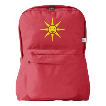 Sun American Apparel™ Backpack
