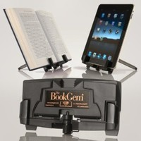 Bookgem Book Holder - iPad Stand, Kindle, Tablet, & eBook Holder