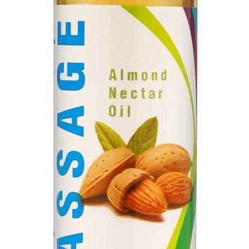 Massera Almond Nectar Massage Oil 8 oz
