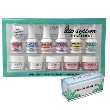 Kiara Sky DIP Dipping Powder System Starter Kit
