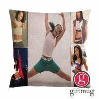 Aaliyah Style Cushion Case / Pillow Case