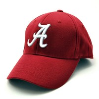 Top of the World Alabama Crimson Tide Premium Wool One-Fit Cap - Adult