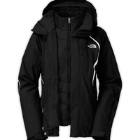The North Face Women's Jackets & Vests SKIING/SNOWBOARDING WOMEN'S KIRA 2.0 TRICLIMATE® JACKET