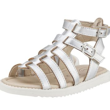 Old Soles Girl's Gladi-Girl Leather Sandals