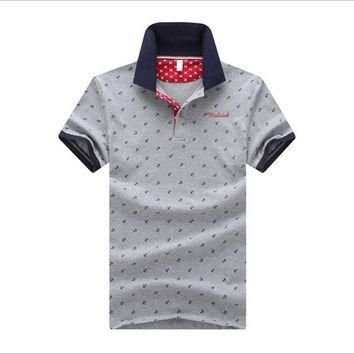 2016 BIG SIZE,High quality clothing,men's polos slim fit quality logo new casual, men