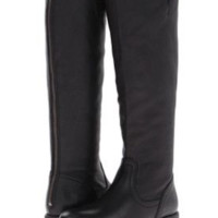 Frye Pippa Back Zip Tall Boot Black