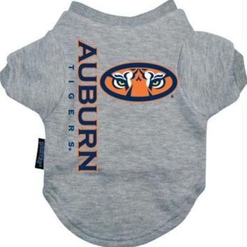 DCCKT9W Auburn Tigers Dog Tee Shirt