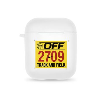 Off White 2709 Protective Apple Airpods Case