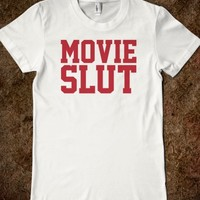 Hilarious Cougar Town-Inspired 'Movie Slut' T-Shirt