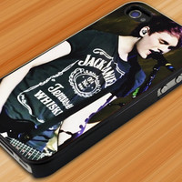 Michael Clifford 5SoS for iPhone 4, iPhone 5/5s/5c, Samsung S2/S3/S4, S3/S4 Mini, iPod 4/5, HTC One/ One X Case in ArtLensy