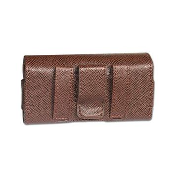 HORIZONTAL POUCH HP1023A MOTOLORA V9 BROWN 4X0.5X2.1 INCHES: Case Of 120