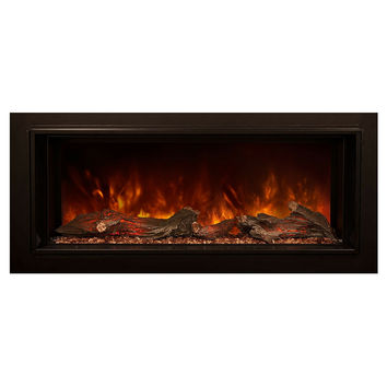 "Modern Flames 40"" Built-in Electric Fireplace (LFV4015-SH)"