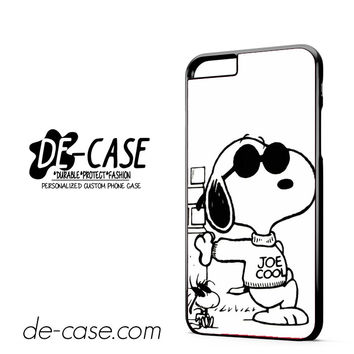 Snoopy Joe Cool DEAL-9766 Apple Phonecase Cover For Iphone 6/ 6S Plus