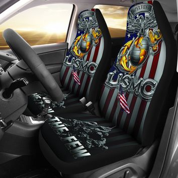 U.S. Marines Car/Truck Seat Cover