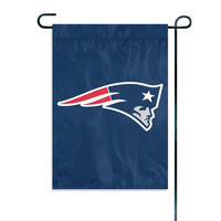 New England Patriots NFL Mini Garden or Window Flag (15x10.5)