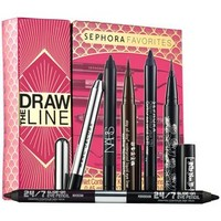 Sephora Favorites Draw the Line Holiday 2014 Eyeliner Set