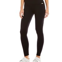 Calvin Klein Performance Compression Waistband Legging | Dillards