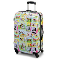 Disney Comic Strip Mickey Mouse Luggage -- 26'' | Disney Store