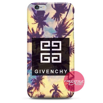 Givenchy Logo iPhone Case 3, 4, 5, 6 Cover