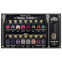 Sephora: Tinsel Town Collector's Set : nail-sets-nails-makeup