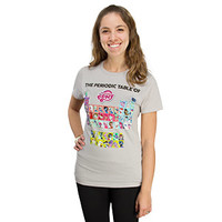 Exclusive Periodic Ponies Ladies' Tee