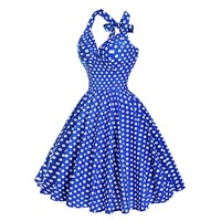 50's Retro Pin Up Dress