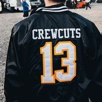 Limited Edition - Crewcuts Jacket from The Hoodie Allen Swag Shop