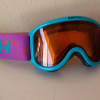 Vintage Ski Goggles by Smith Purple by TheTravelingOwlShop on Etsy