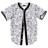 Diamonds and Lean Jersey