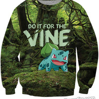 Bulbasaur Sweatshirt *Ready to Ship*