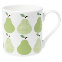 Coffee Mug Pears  Design | DotComGiftShop