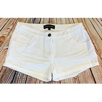 Simply Perfect Shorts: White