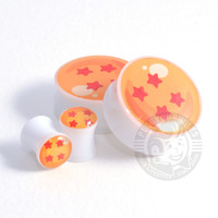 Dragonball Image Plugs - Hot-N-Ready!