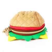 Hamburger Wristlet