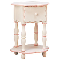 Cricket Cottage Pink Night Stand