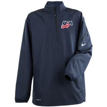 USA Hockey® Nike Coaches Half-Zip Jacket