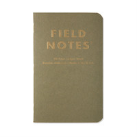 Field Notes Ambition Edition Graph 3-Pack