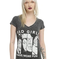 Disney Villains Bad Girls T-Shirt