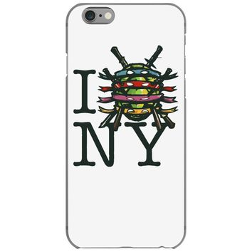 i (turtle) ny iPhone 6/6s Case