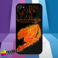 Fairy Tail Logo Fairy Tail iPhone 4 or iPhone 4S Case