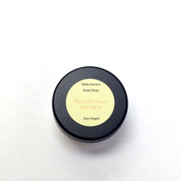 20% OFF SALE Vanilla Peach Lip Scrub