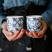 Petit café set of 2