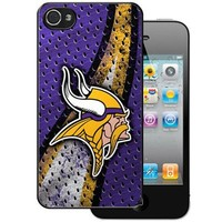 Minnesota Vikings iPhone 4/4S Polymer Snap Case