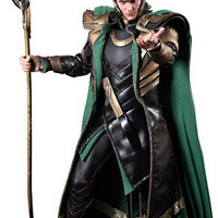 Loki Collectible Figure Movie Masterpiece 1:6 Scale Marvel Avengers