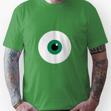 Mike Wazowski - Monster's, Inc Unisex T-Shirt