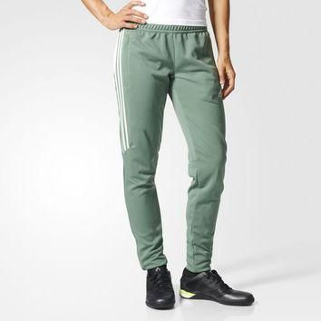 adidas Tiro 17 Training Pants - Green | adidas US
