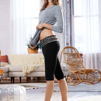 The Most-Loved Yoga Crop Pant - Victoria's Secret