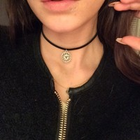 Sun Dipped Choker from ChokeHer Necklaces
