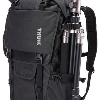 Men's Thule 'Covert' DSLR Backpack - Black