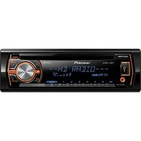 Pioneer DEH-X5500HD CD Car Stereo Receiver with USB Direct Control for iPod/iPhone